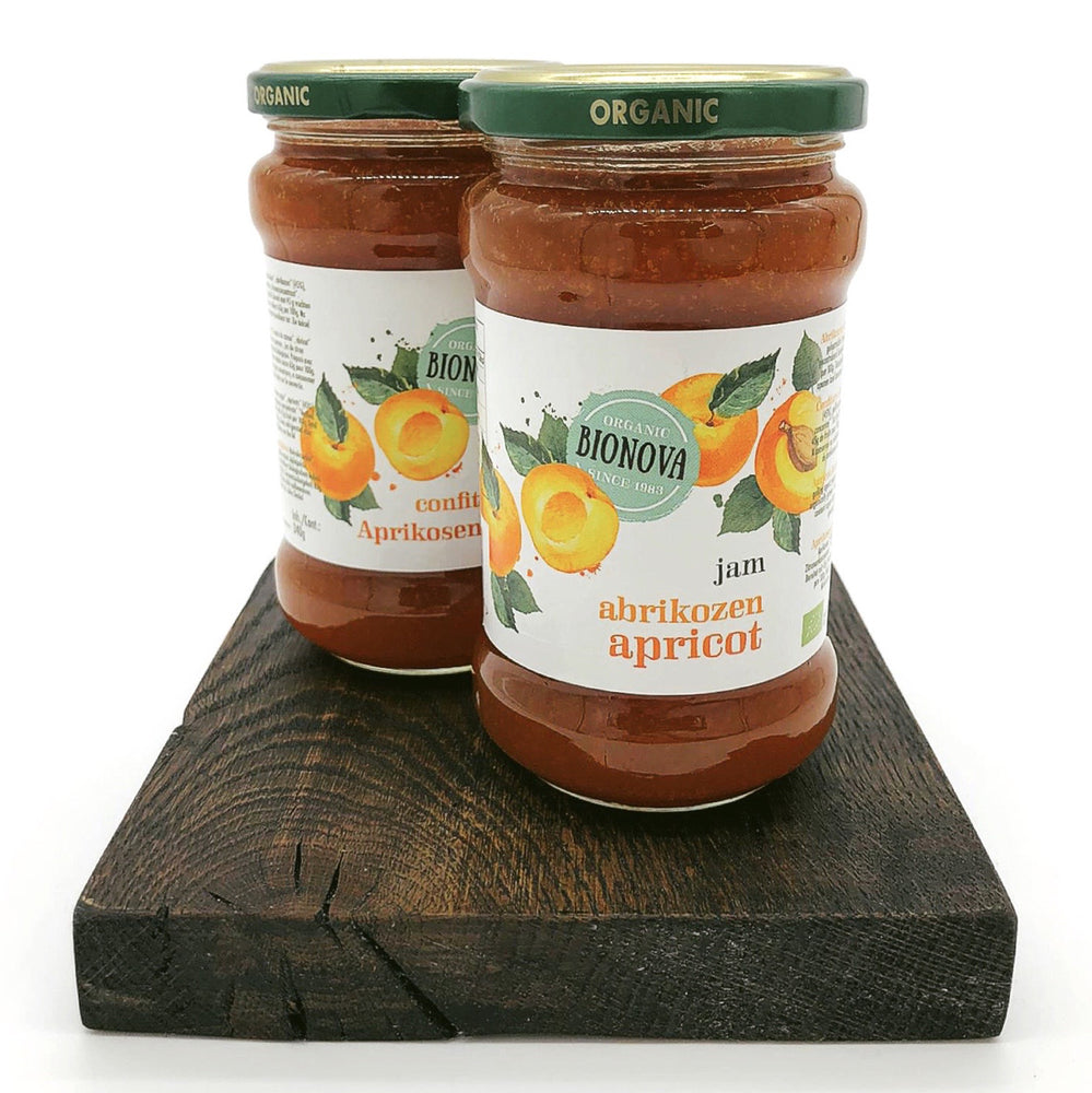 Load image into Gallery viewer, Bionova Organic Apricot Jam