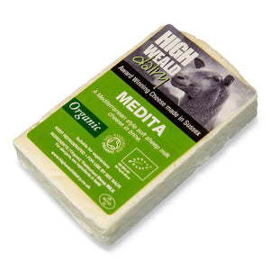Load image into Gallery viewer, High Weald Dairy Medita Cheese 125g