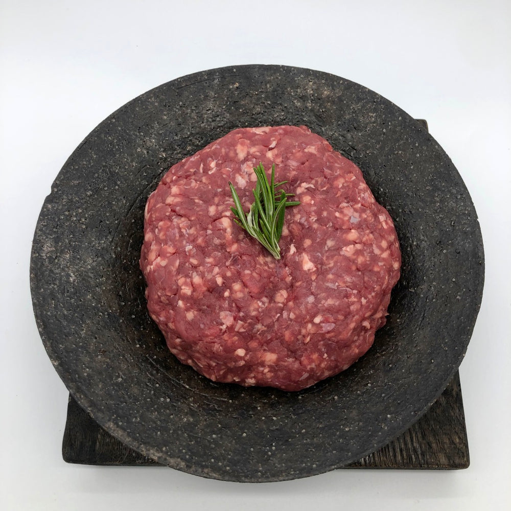 Highland Longhorn Dry Aged Beef Mince