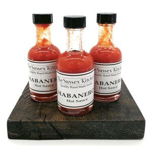 Plaw Hatch Habanero Hot Sauce 50g Bottle
