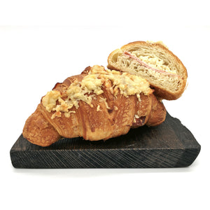 Load image into Gallery viewer, Ham & Cheese Croissant
