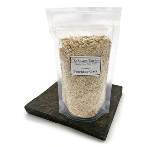 Load image into Gallery viewer, Organic Porridge Oats 250g
