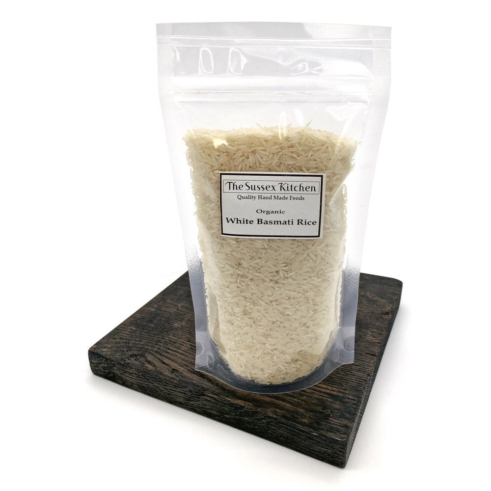 Load image into Gallery viewer, Organic White Basmati Rice 400g