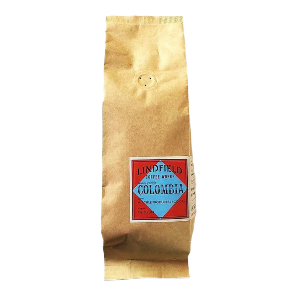 Lindfield Coffee Works Colombian Medellin Bourbon Coffee 250g