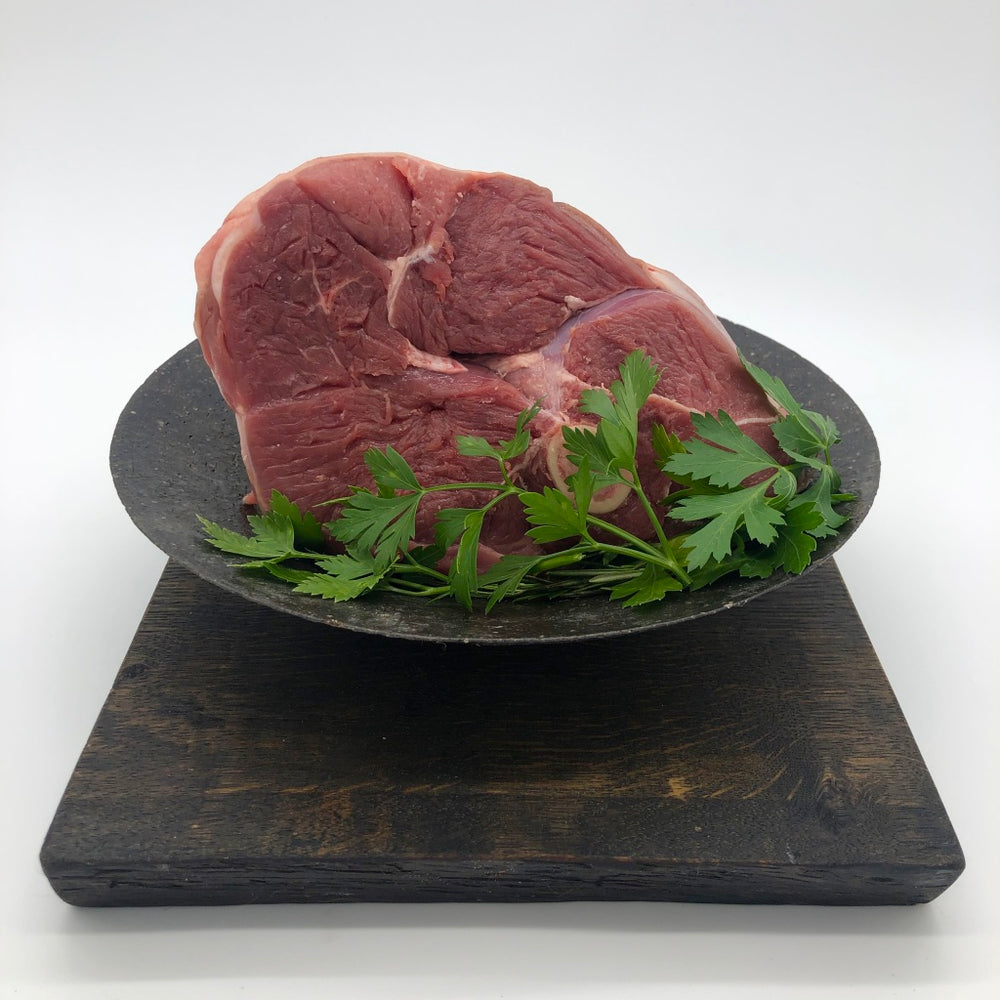Load image into Gallery viewer, Organic Sussex Leg of Lamb