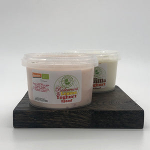 Load image into Gallery viewer, Plaw Hatch Farm Organic Fruit Yoghurt