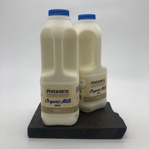 Load image into Gallery viewer, Organic Whole Milk 1L