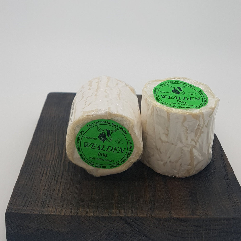 Wealden Goats Cheese