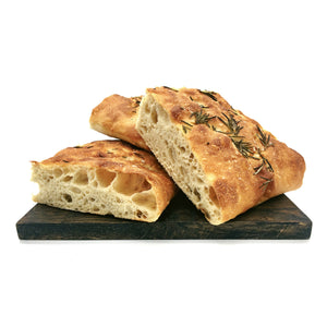 Rosemary & Sea Salt Focaccia 1/4 Sheet