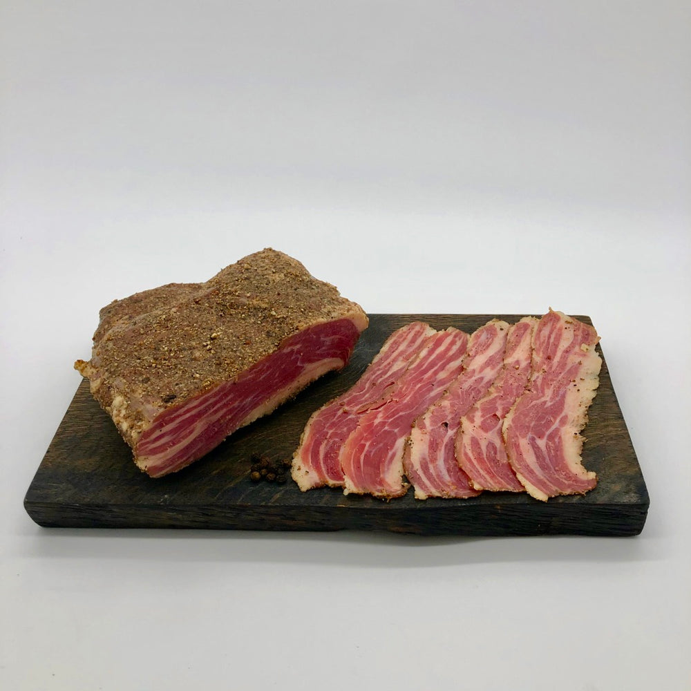 Load image into Gallery viewer, House Highland Longhorn Pastrami  100g