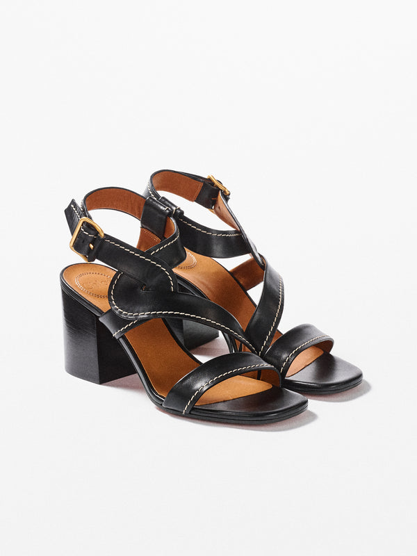 Candice Heeled Sandal