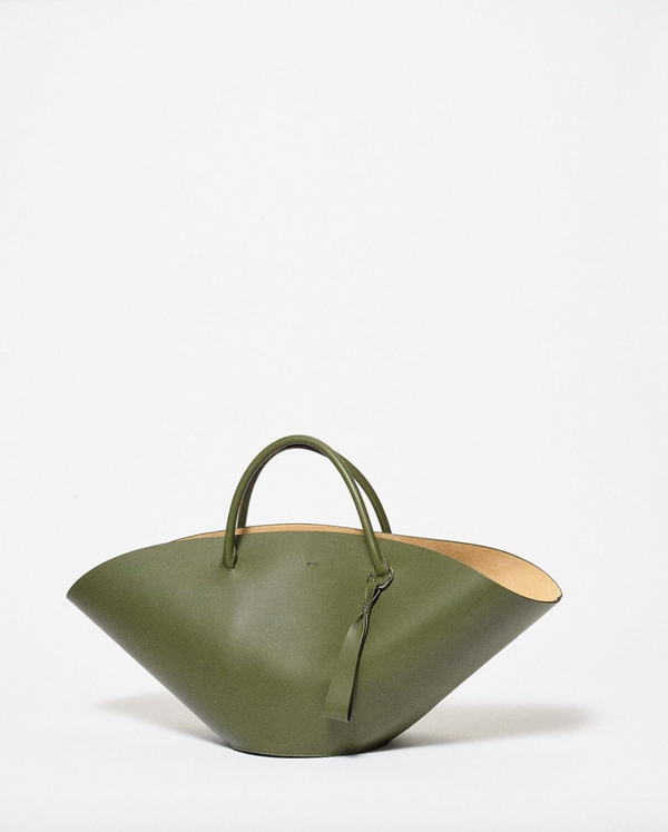 Uniform Green Medium Sombrero Tote