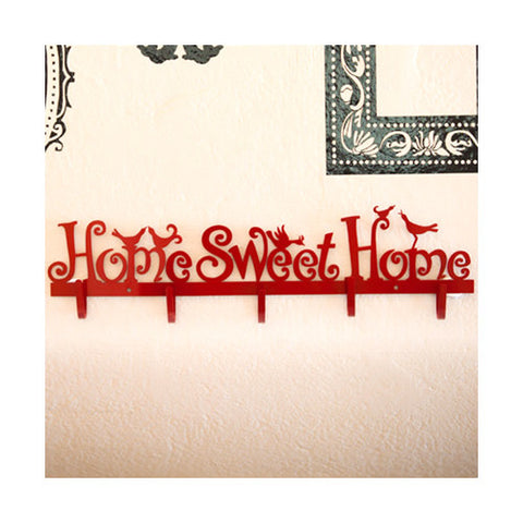 Sweet Home Large Metal Decorative Wall Hook