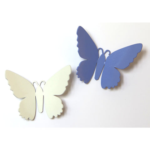 Short Wing Butterfly Decorative Magnet