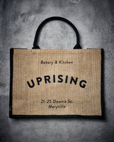 Uprising Jute bag