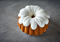 Lemon, Yogurt & Olive Oil Bundt Cake