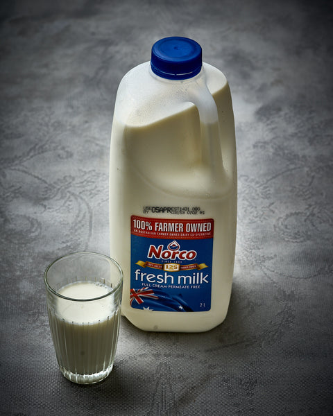 Milk - Full Cream Milk by Norco (2L)