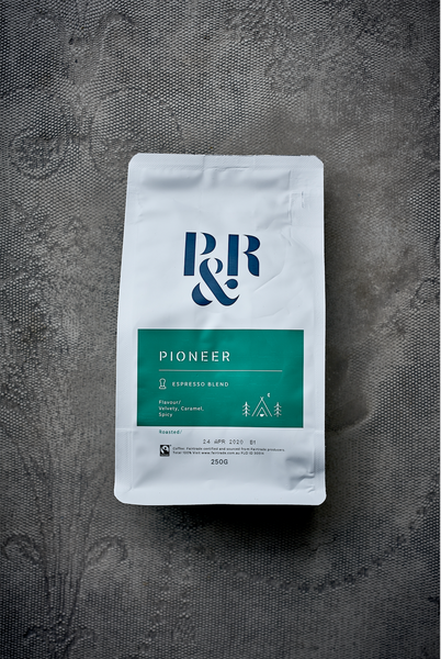 Coffee Beans - Pablo & Rusty's Pioneer Blend (250gm)