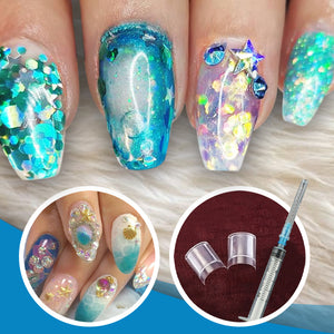 [PROMO 30% OFF] OceanARTZ™ Liquid Artificial Nails