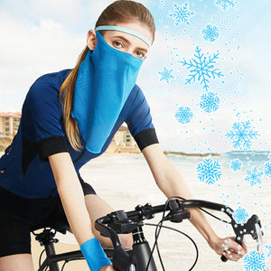 Anti-Heat Stroke Outdoors Cooling Mask