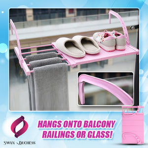 Expandable Shelf Rack Hanger
