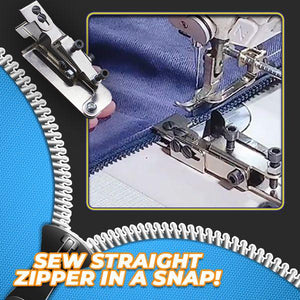 [PROMO 30% OFF] SewPRO Line Positioning Zipper Foot