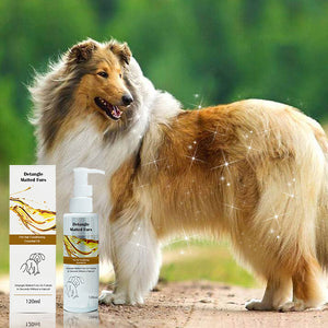 PetMiracle Fur Detangling Serum