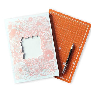 [PROMO 30% OFF] CutART Paper-Cutting Book Set