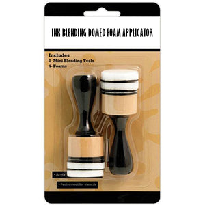 Ink Blending Domed Foam Applicator