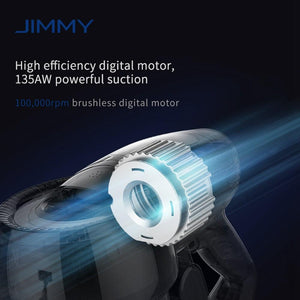 JIMMY JV83 Handheld Wireless Vacuum Cleaner - Blue