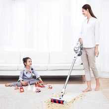 Load image into Gallery viewer, JIMMY JV53 Handheld Cordless Vacuum Cleaner - 125AW Powerful Suction Grey/Purple
