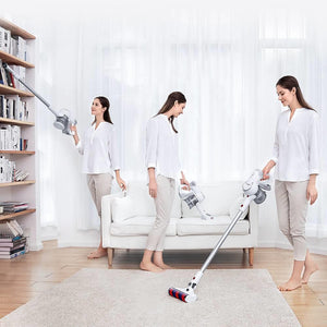 JIMMY JV53 Handheld Cordless Vacuum Cleaner - 125AW Powerful Suction Grey/Purple