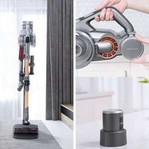 JIMMY H9 Pro 200AW Suction Intelligent Flexible Tube Handheld Vacuum Cleaner