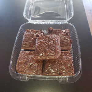 Fudge Brownies from The Garment House