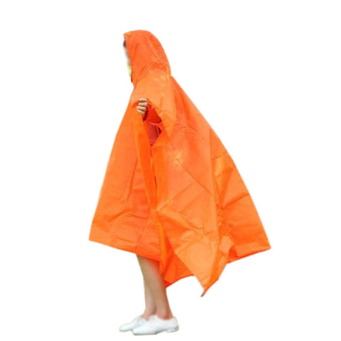 3 in 1 Travel Raincoat