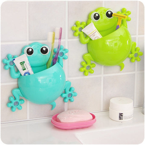 Cute Lizard Bathroom Storage Cups