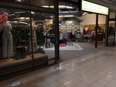 PINE CENTRE MALL STORE OPEN!