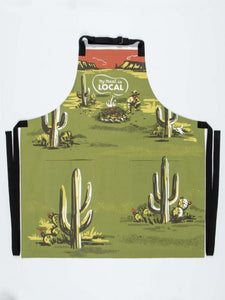 MY MEAT IS LOCAL - APRON