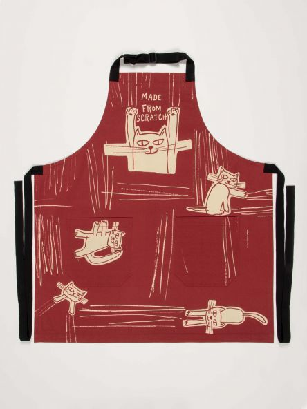 MADE FROM SCRATCH - APRON
