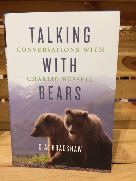 TALKING WITH BEARS - BOOK