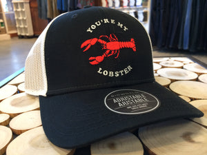 FRIENDS LOBSTER - TRUCKER HAT
