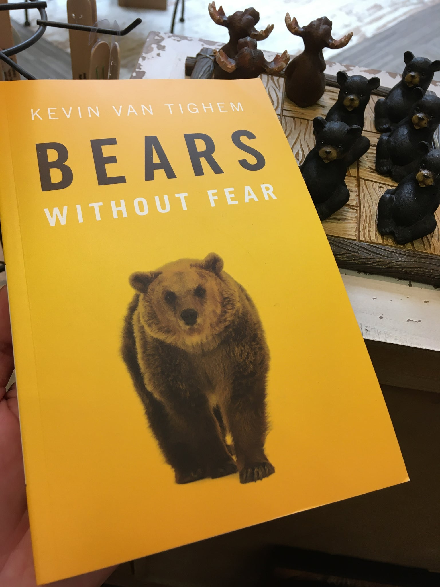 BEARS WITHOUT FEAR - BOOK