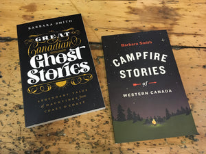 GREAT CANADIAN GHOST STORIES - BOOK
