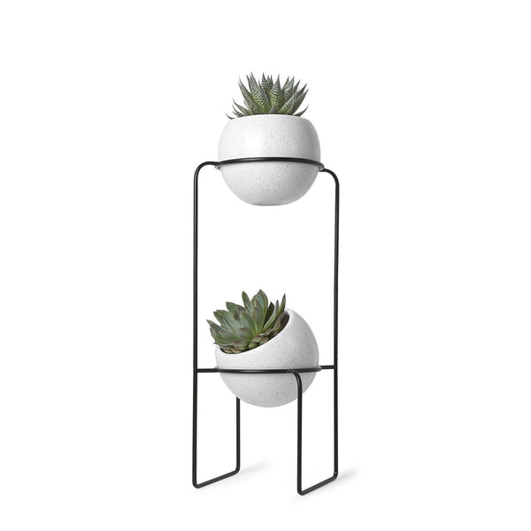 NESTA - TIERED FLOOR PLANTER