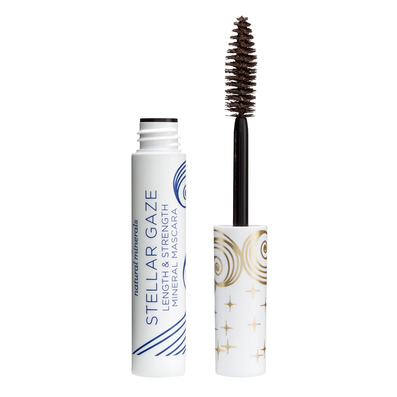 STELLAR GAZE MINERAL MASCARA - BROWN (STARDUST)