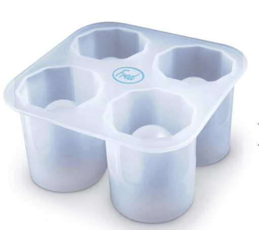 COOL SHOOTERS - SHOT GLASS ICE MOLDS