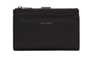 MOTIV SMALL WALLET - BLACK
