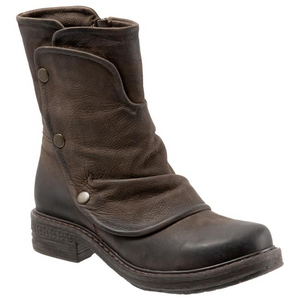 GRETA BOOT - BROWN NUBUCK