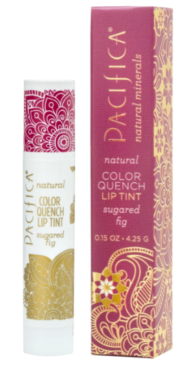 COLOUR QUENCH LIP TINT - SUGARED FIG