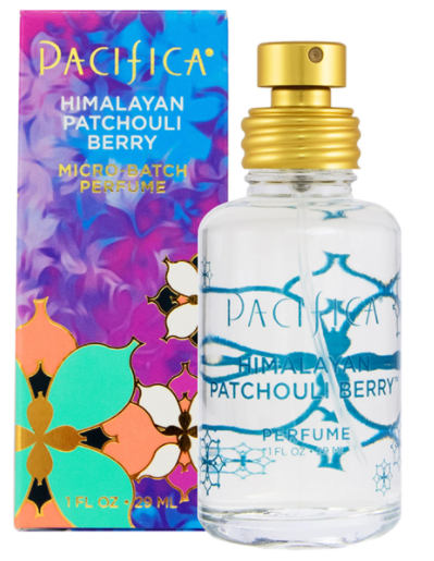 HIMALAYAN PATCHOULI BERRY PERFUME SPRAY